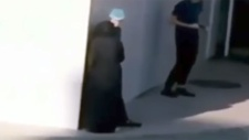 Partners in crime: Saudi police arrest man for speaking to woman (VIDEO)