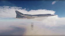 Russian strategic bombers strike ISIS targets in south-east Syria for third day ? military