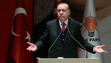 'Simple apology' is not enough: Insulted Erdogan on NATO 'impudence' over enemy-chart scandal