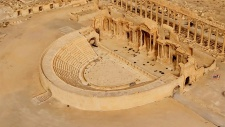 Russia gives unique 3D Palmyra model to Syria to help restore ancient city (VIDEO)
