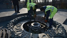 Russian diplomats blast Kiev regime over repeated desecration of WWII monument
